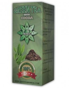 Цветита зелен чай