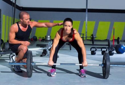 Тренировка за гръб