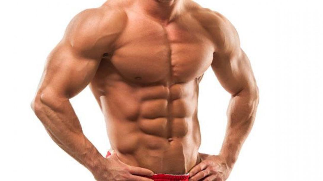 Резултати след програмата за покачване на мускулна маса Кирил Танев