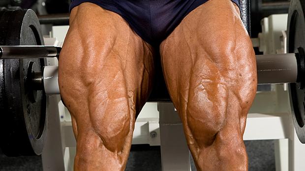 Упражнение за крака за покачване на мускулна маса Кирил Танев