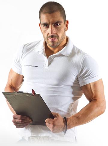 Услуга консултации от фитнес инструктора Кирил Танев