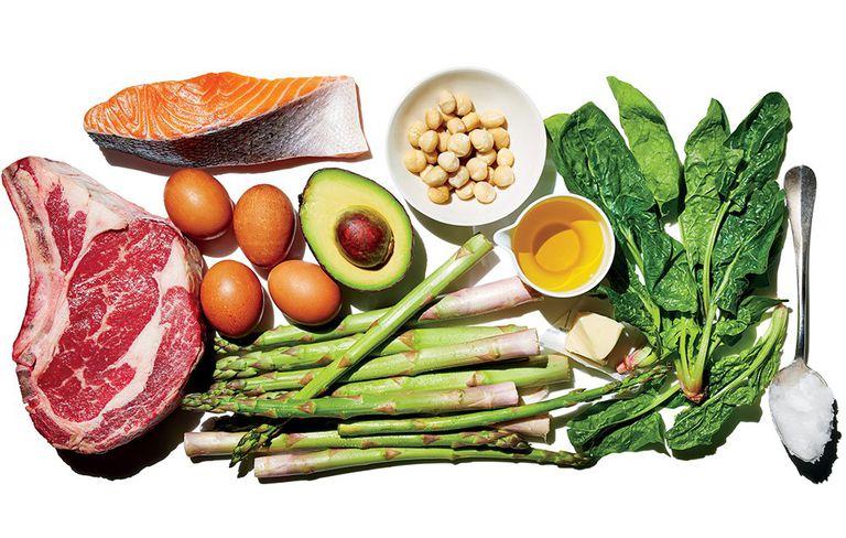 Какво представлява кетонната диета?