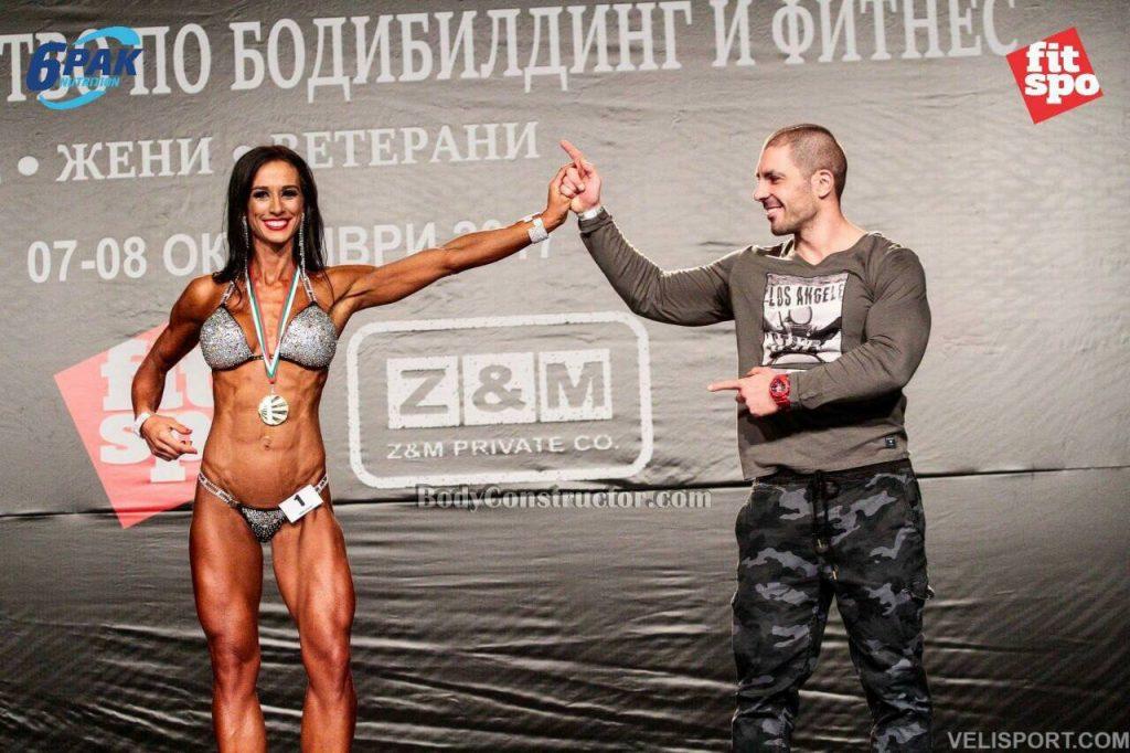 How Eva Georgieva won her WBFF pro card? – KT