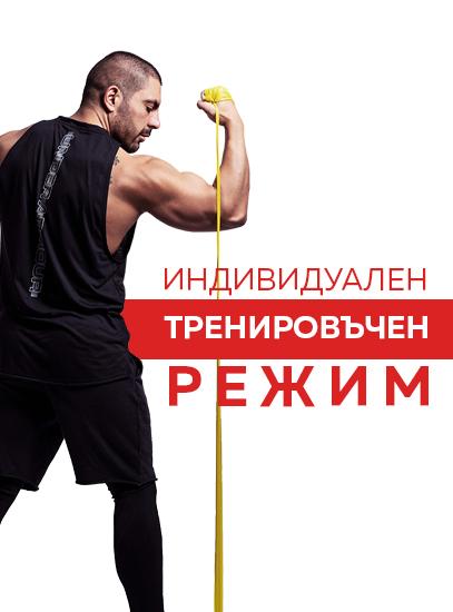 индивидуален тренировъчен режим
